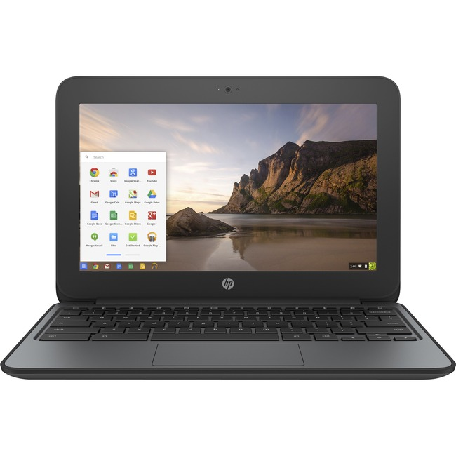 "HP Chromebook 11 G4 EE 11.6"" Chromebook - Intel Celeron N2840 Dual-core (2 Core) 2.16 GHz"
