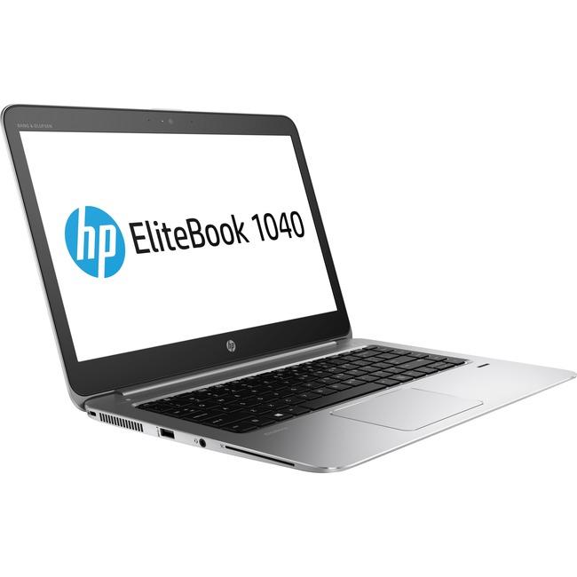 """HP EliteBook 1040 G3 14"""" Notebook - Intel Core i7 (6th Gen) i7-6600U Dual-core (2 Core) 2.60 GHz - 8 GB DDR4 SDRAM - 256"""