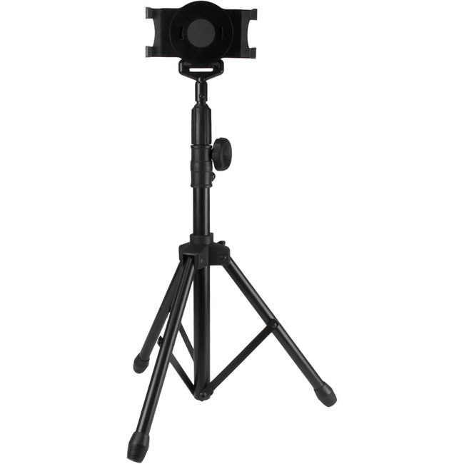 StarTech.com Tripod Floor Stand for Tablets | Portable Tablet Tripod with Carrying Bag