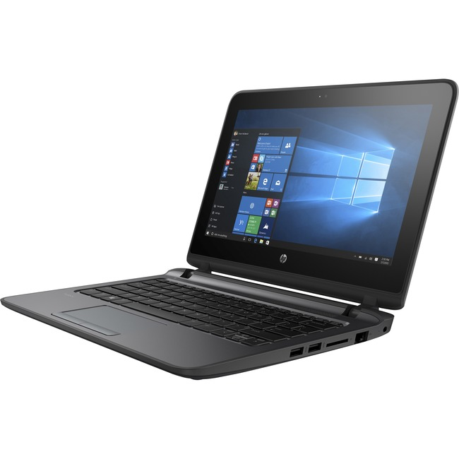 "HP ProBook 11 EE G2 11.6"" Notebook - Intel Core i3 (6th Gen) i3-6100U Dual-core (2 Core) 2.30 GHz - 4 GB DDR4 SDRAM - 50"