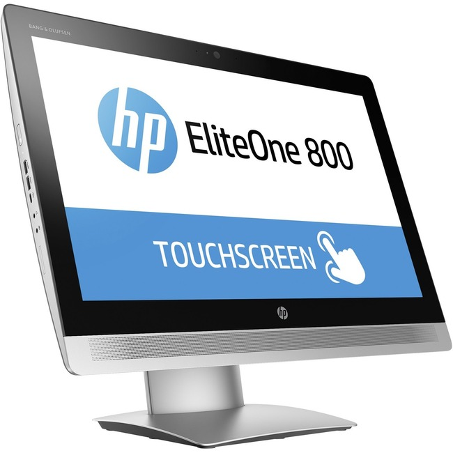"HP EliteOne 800 G2 All-in-One Computer - Intel Core i7 (6th Gen) i7-6700 3.40 GHz - 8 GB DDR4 SDRAM - 128 GB SSD - 23"" 1"