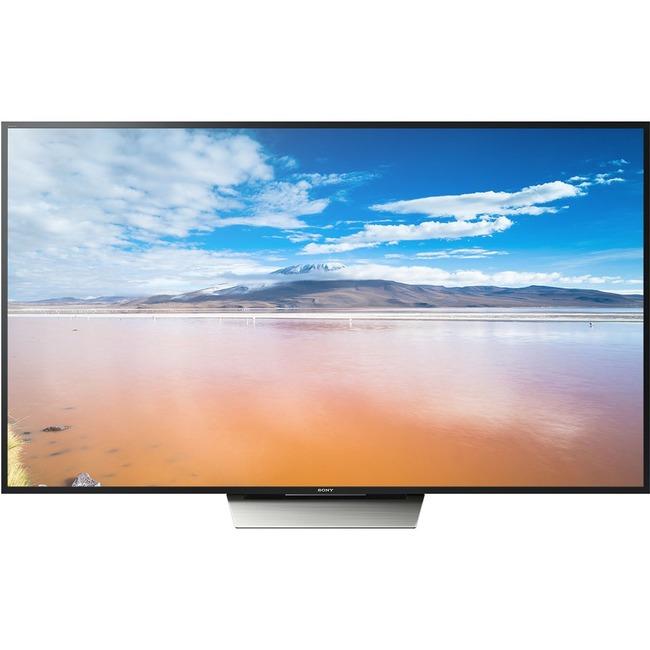 """Sony BRAVIA X850D XBR-55X850D 55"""" 2160p LED-LCD TV - 16:9 - 4K UHDTV - Silver, Black"""