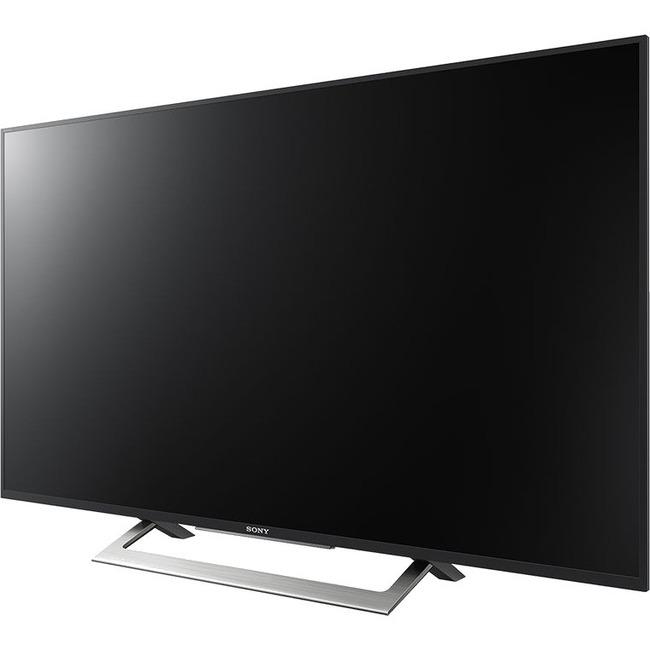 """Sony BRAVIA X800D XBR-43X800D 43"""" 2160p LED-LCD TV - 16:9 - 4K UHDTV - Silver, Black"""