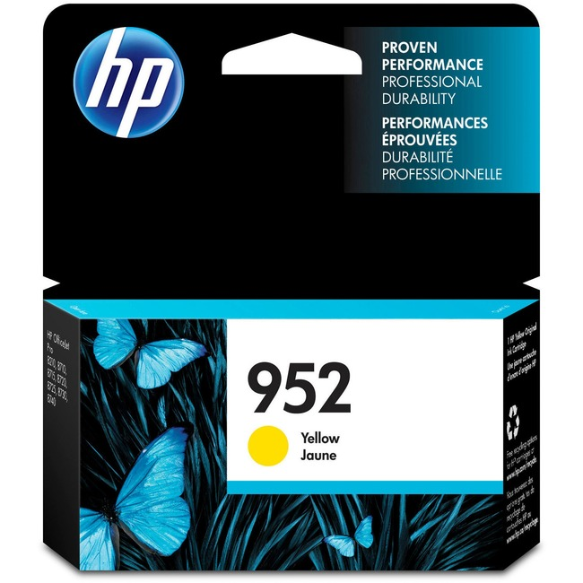 HP INC. - INK 952 YELLOW ORIGINAL INK CARTRIDGE
