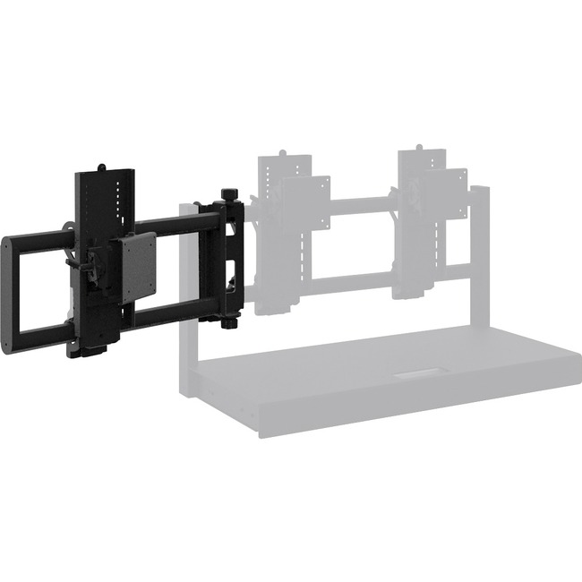 Anthro Mounting Extension for Monitor - TAA Compliant