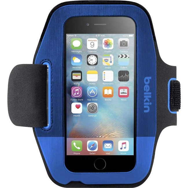 Belkin Sport-Fit Carrying Case (Armband) for iPhone 6, iPhone 6S
