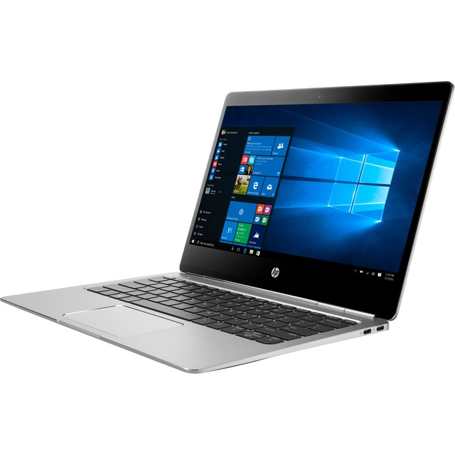 "HP EliteBook Folio G1 12.5"" Touchscreen Notebook - Intel Core M (6th Gen) m5-6Y57 Dual-core (2 Core) 1.10 GHz"