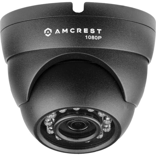 Amcrest AMC1080DM36-B 2.1 Megapixel Surveillance Camera - 1 Pack - Color