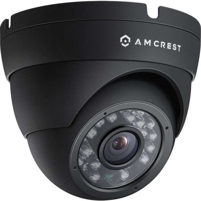 Amcrest AMC960HDC36-B 1 Megapixel Surveillance Camera - 1 Pack - Color, Monochrome