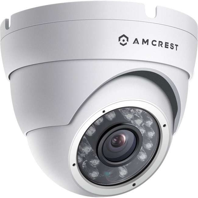 Amcrest AMC960HDC36-W 1 Megapixel Surveillance Camera - 1 Pack - Color, Monochrome