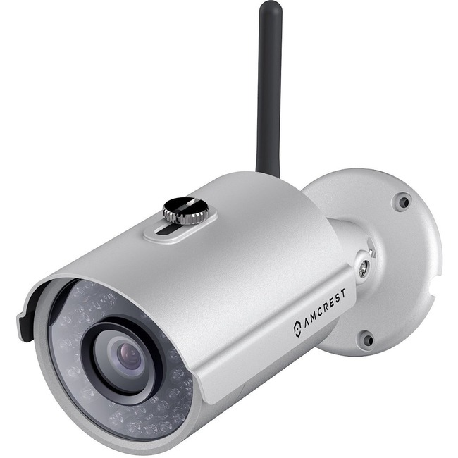 Amcrest IPM-722S 1 Megapixel Network Camera - Color, Monochrome