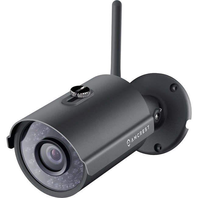 Amcrest IP2M-842EB 2 Megapixel Network Camera - Color, Monochrome