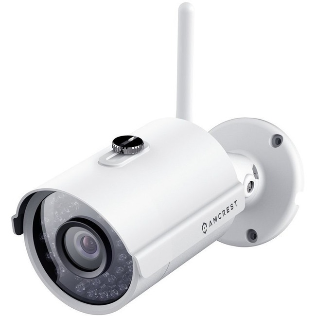 Amcrest IP2M-842EW 2 Megapixel Network Camera - Color, Monochrome