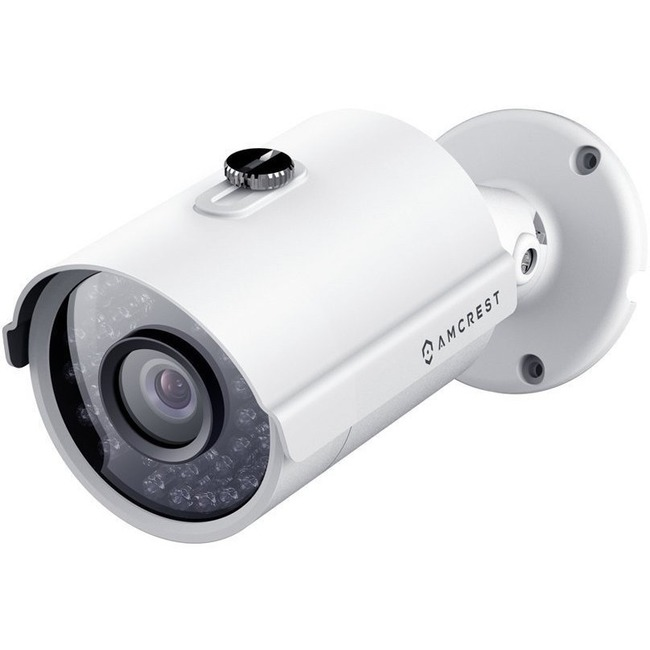 Amcrest IP3M-954EW 3 Megapixel Network Camera - Color, Monochrome