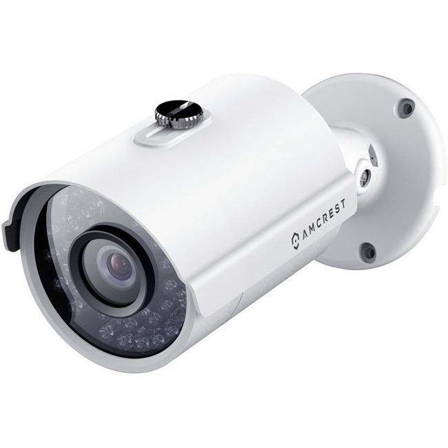 Amcrest IP4M-1025EW 4 Megapixel Network Camera - Color, Monochrome