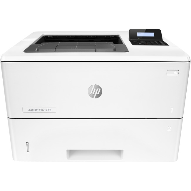 HP LaserJet Pro M501dn Laser Printer - Monochrome - 4800 x 600 dpi Print - Plain Paper Print - Desktop