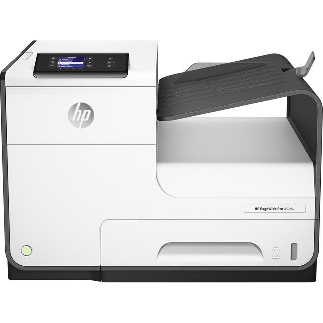 HP PageWide Pro 452dw Page Wide Array Printer - Color - 2400 x 1200 dpi Print - Plain Paper Print - Desktop
