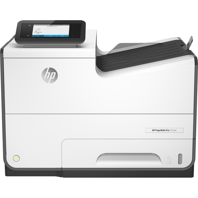 HP PageWide Pro 552dw Page Wide Array Printer - Color - 2400 x 1200 dpi Print - Plain Paper Print - Desktop