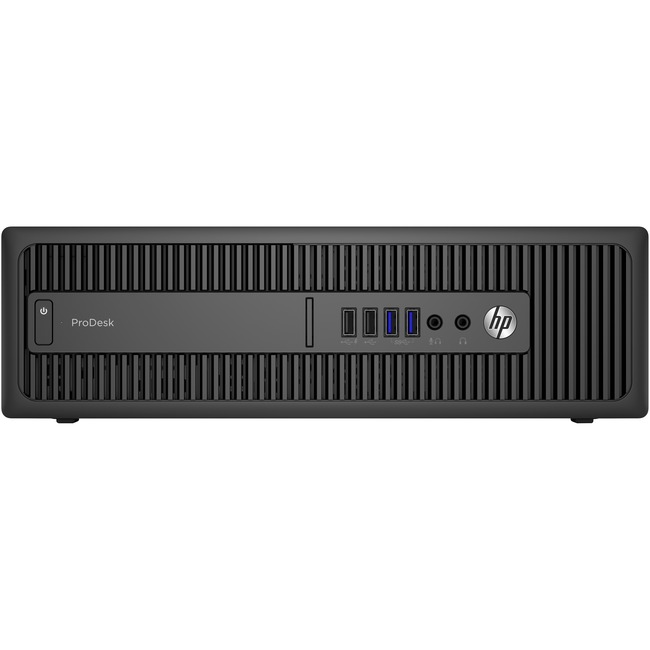 HP Business Desktop ProDesk 600 G2 Desktop Computer - Intel - 8 GB DDR4 SDRAM - Small Form Factor