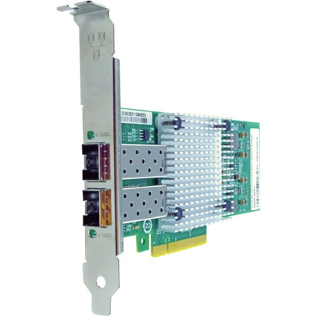 Lenovo ThinkServer OCe14102-UX-L PCIe 10Gb 2 Port SFP Adapter ZZ 4XC0F28736