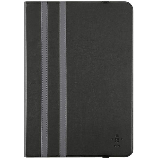 "Belkin Twin Stripe Carrying Case (Folio) for 10"" iPad Air - Black"