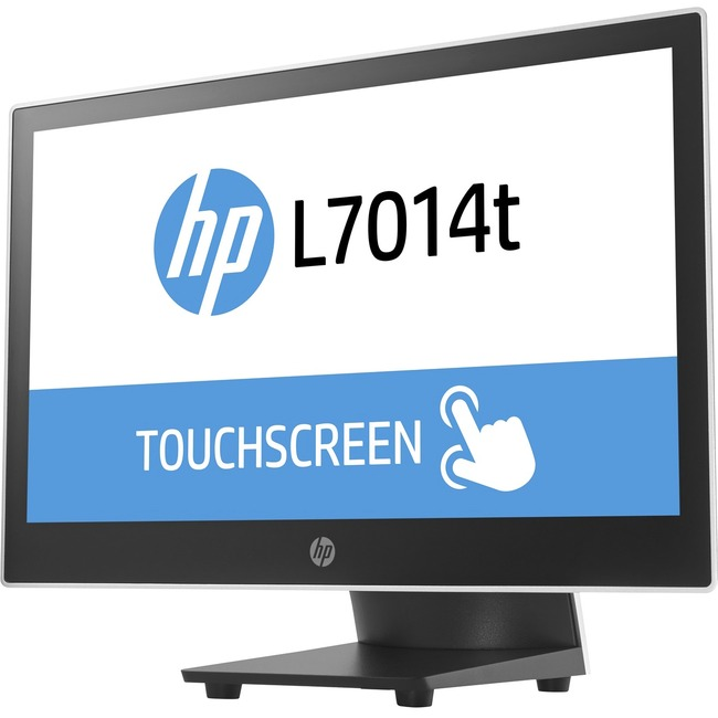 "HP L7014t 14"" LED LED Touchscreen Monitor - 16:9 - 16 ms"