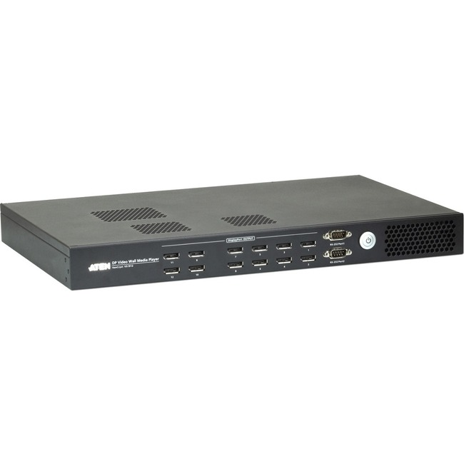 Aten VS1912 12-Port DP Video Wall Media Player