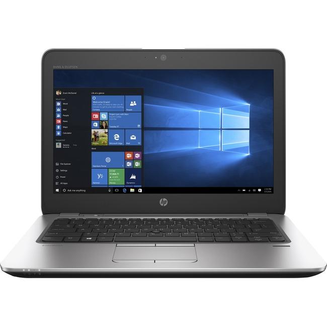 "HP EliteBook 725 G3 12.5"" Notebook - AMD A-Series A12-8800B Quad-core (4 Core) 2.10 GHz - 8 GB DDR3L SDR"