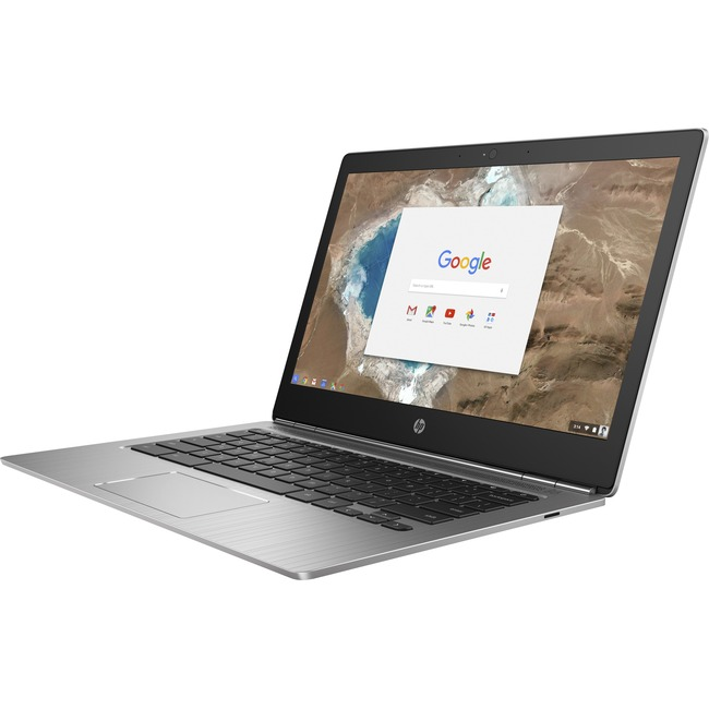 "HP Chromebook 13 G1 13.3"" (BrightView, In-plane Switching (IPS) Technology) Chromebook - Intel Core M (6th Gen) m7-6Y75"