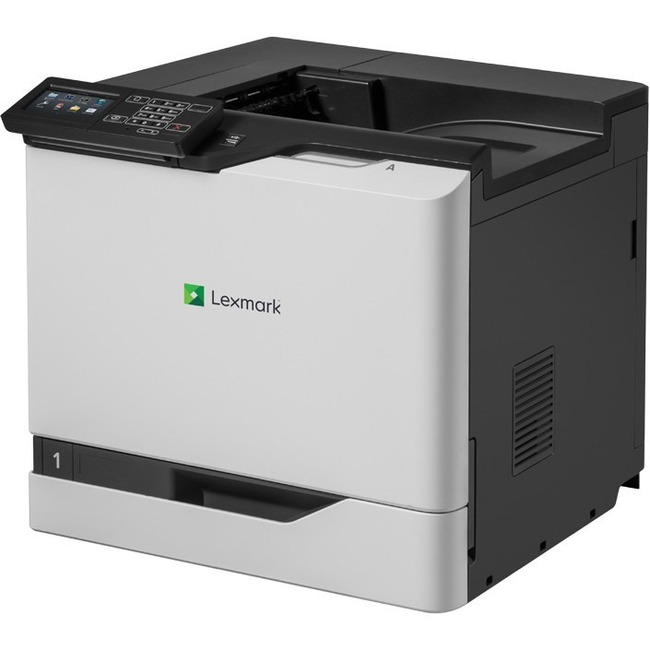 Lexmark CS820de Laser Printer - Color - 2400 x 600 dpi Print - Plain Paper Print - Desktop
