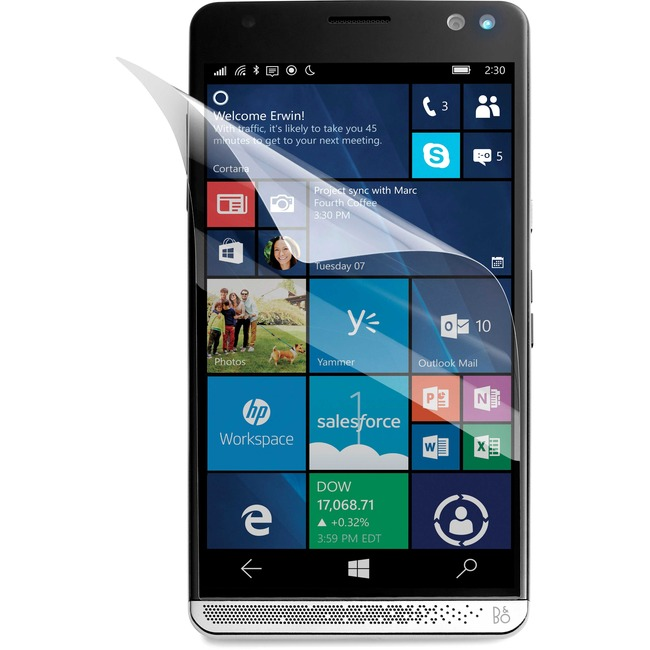HP Elite x3 Anti-Shatter Glass Screen Protector (1-pack)