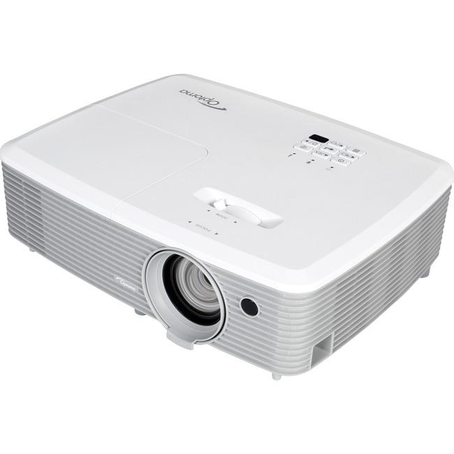 OPTOMA TECHNOLOGY DLP 3D 3200L WXGA 1200X7680 20000:1 HDMI VGA RS232 1YR WARR
