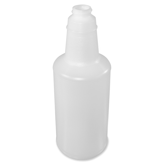 Genuine Joe 32 oz. Plastic Bottle with Graduations