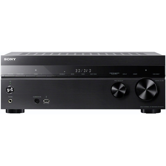Sony STR-DH770 3D A/V Receiver - 7.2 Channel