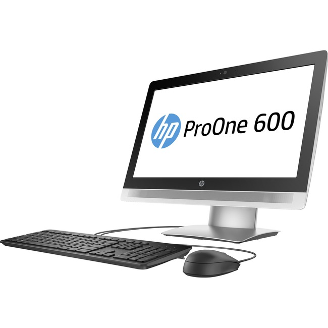 HP Business Desktop ProOne 600 G2 All-in-One Computer - Intel Core i5 (6th Gen) i5-6500 3.20 GHz - 8 GB DDR4 SDRAM - 21.