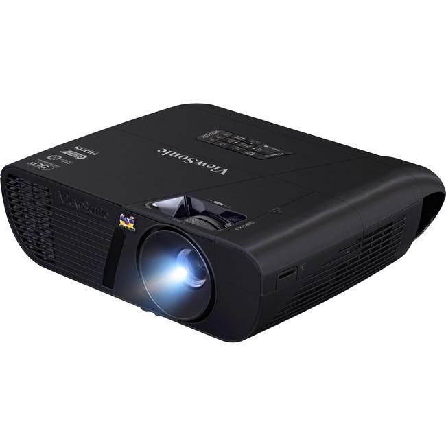 Viewsonic LightStream PJD7326 3D Ready DLP Projector - 4:3