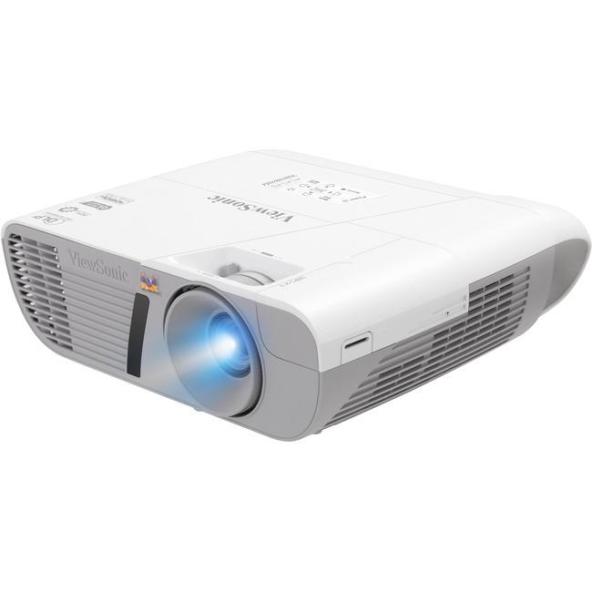 Viewsonic LightStream PJD7831HDL 3D Ready DLP Projector | 1080p | HDTV | 16:9