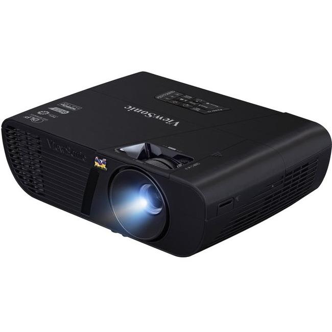 Viewsonic LightStream PJD7720HD 3D DLP Projector | 1080i | HDTV