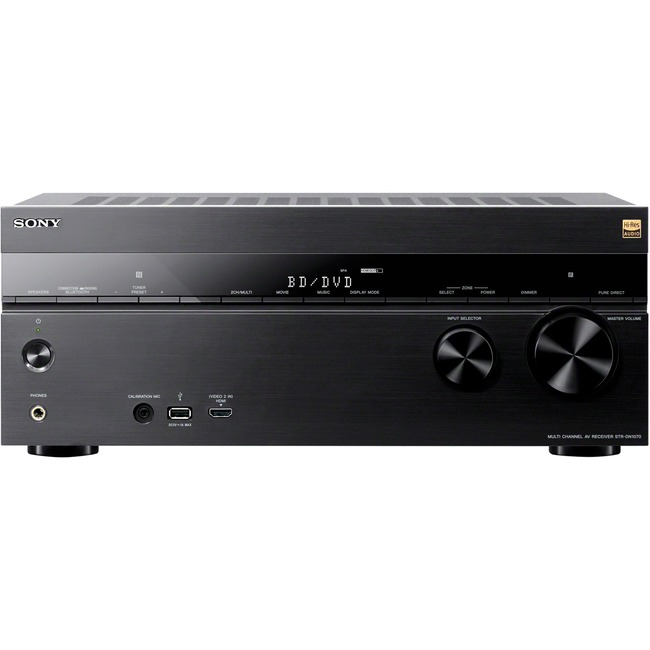 Sony STR-DN1070 3D A/V Receiver - 7.2 Channel - Black
