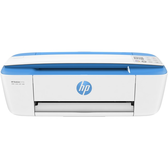 HP Deskjet 3755 Inkjet Multifunction Printer - Color - Plain Paper Print - Desktop
