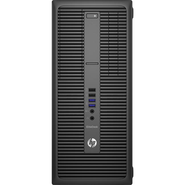 HP EliteDesk 800 G2 Desktop Computer - Intel Core i7 (6th Gen) i7-6700 3.40 GHz - 8 GB DDR4 SDRAM - 1 TB HDD - Windows 1
