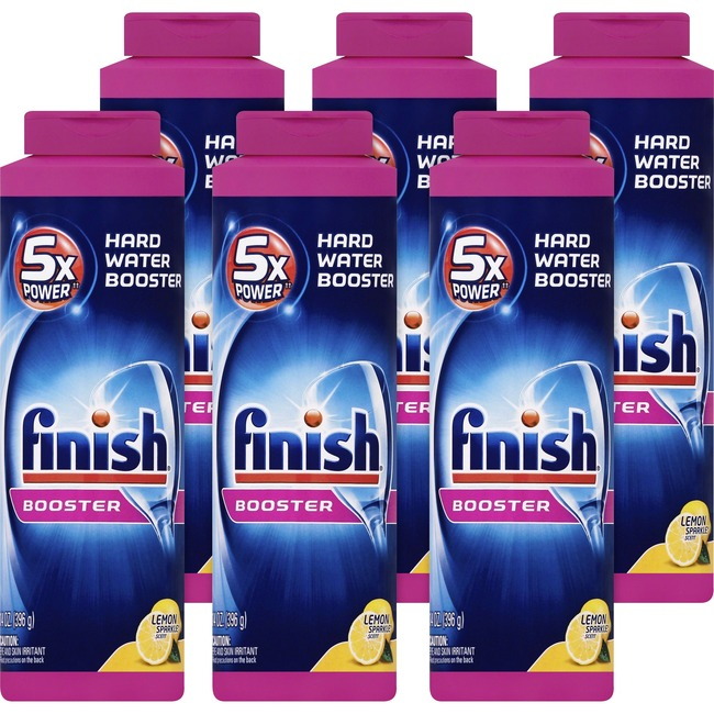 Finish All-in1 Detergent Booster