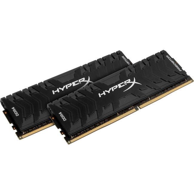 Kingston HyperX Predator RAM Module - 8 GB 2 x 4 GB - DDR4 SDRAM - 3000 MHz DDR4-3000/PC4-24000