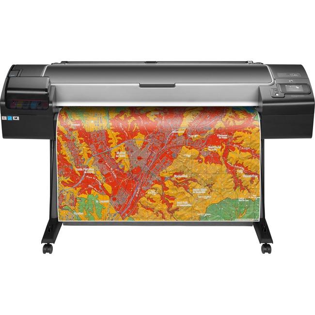 """HP Designjet Z5600 PostScript Inkjet Large Format Printer - 44"""" Print Width - Color"""
