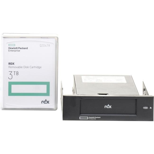HP 3 TB Internal Hard Drive Cartridge