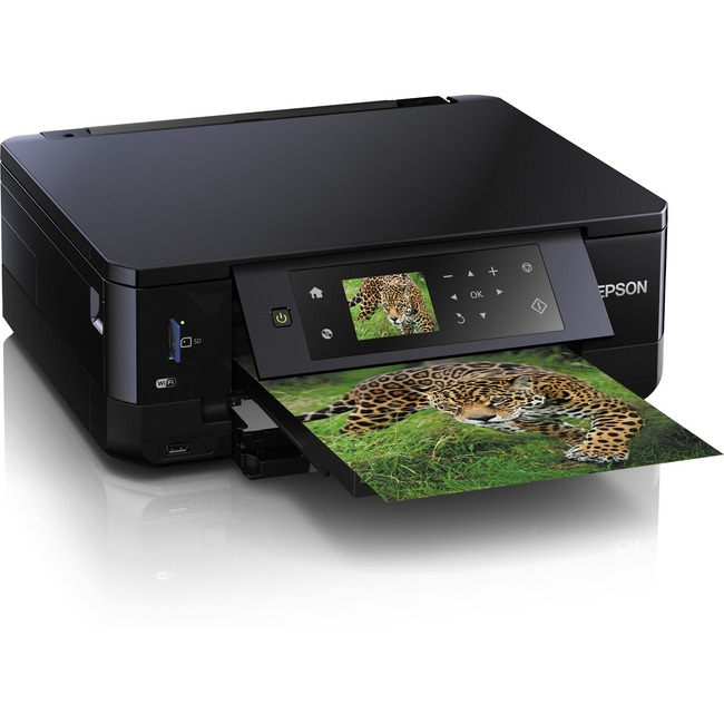 Epson Expression Premium XP-640 Inkjet Multifunction Printer - Color - Photo Print - Desktop