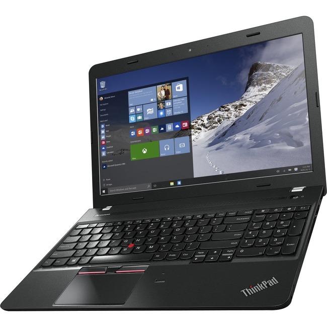 "Lenovo ThinkPad E565 20EY001NUS 15.6"" Notebook - AMD A-Series A10-8700P Quad-core (4 Core) 1.80 GHz - 4 GB DDR3L SDRAM -"