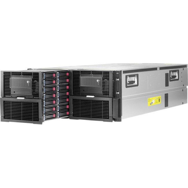 HP D6020 Drive Enclosure - 5U Rack-mountable