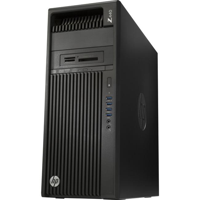 HP Z440 Workstation   1 x Intel Xeon E5-1620 v4 Quad-core (4 Core) 3.50 GHz   8 GB DDR4 SDRAM   256 GB SSD   Windows 10 Pro 64-bit (English) downgradable to Windows 7   Mini-tower   Jack Black