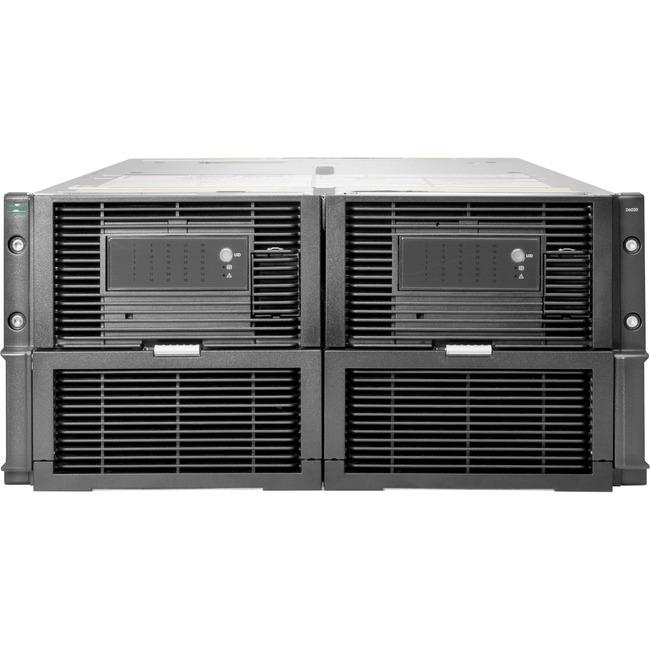 HPE D6020 Drive Enclosure - 5U Rack-mountable